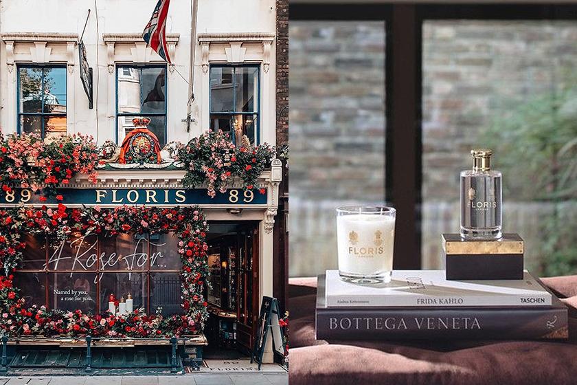 Floris London Queen Elizabeth Meghan Markle British Royal Perfume