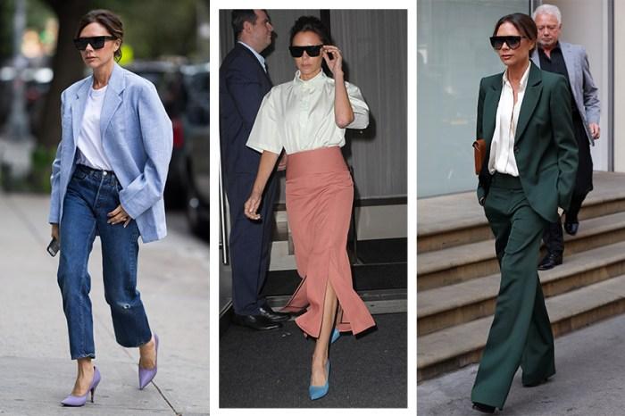 嬌小女生也能成為時尚女王!Victoria Beckham 是靠這幾個穿搭秘訣!