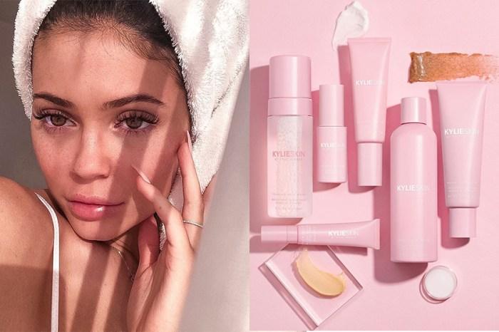 200 港元有找!正式上線的 Kylie Skin 更即將推出這些保養品項!
