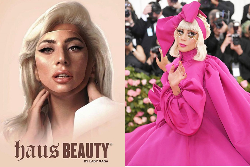 Lady Gaga will Publish Makeup Brand Haus Beauty soon Pop up Las Vegas