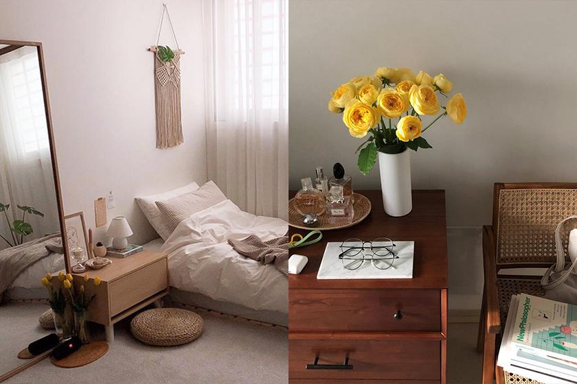 korean Girl home living deco design korean Girl