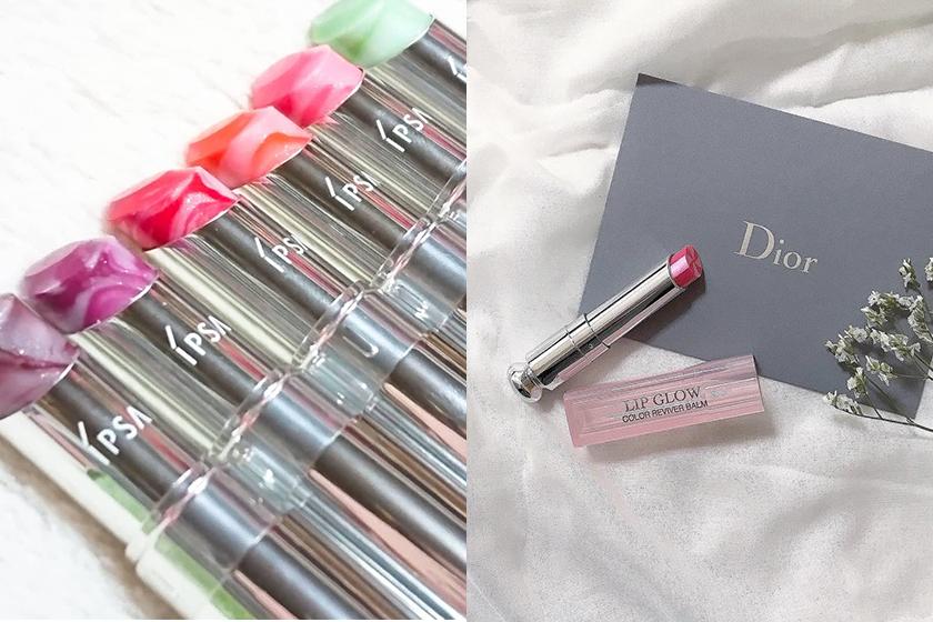 Lipstick Lip Balm Marble Givenchy LANCOME YSL Dior ISPA