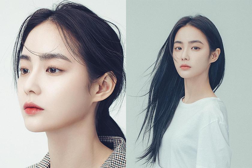 Korean Plastic Surgery Model  hong su zu Korean Model