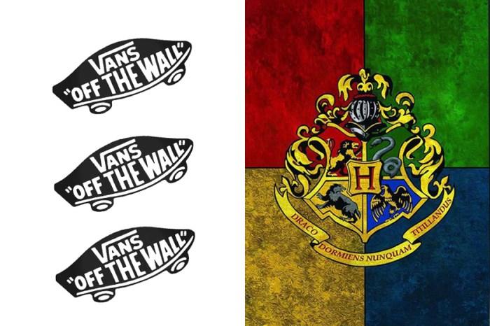 《Harry Potter》聯名 Vans 鞋款樣貌釋出!你想被分配到霍格華滋哪個學院?