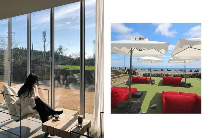 離你最近的度假天堂:濟州島原來有這麼多絕美又放鬆的咖啡廳!