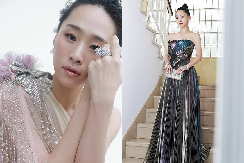 Taiwanese Actress Wu Ke Xi Movie Nina WU The Cannes Festival