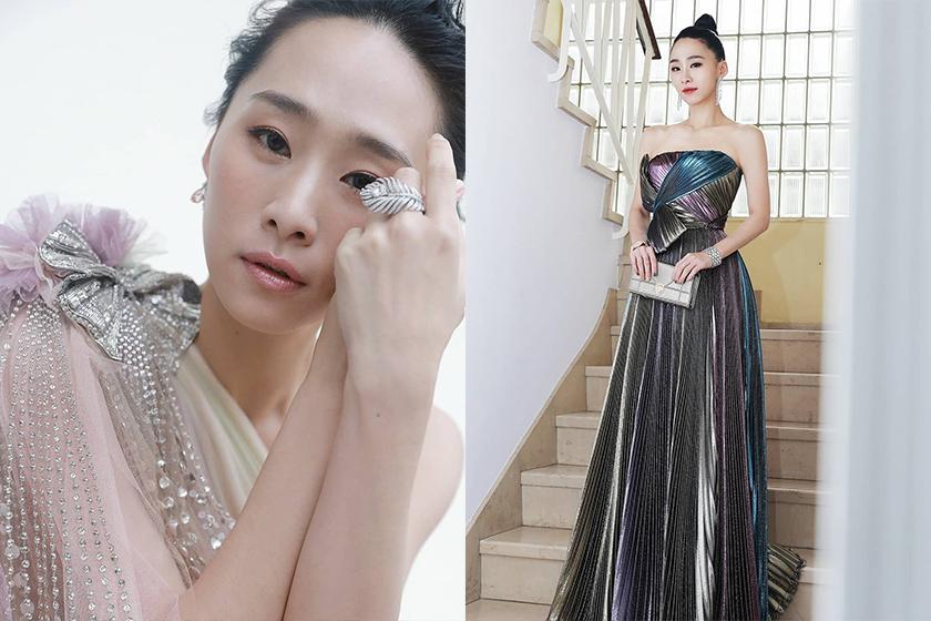 Taiwanese Actress Wu Ke Xi Movie Nina WU The Cannes Festival