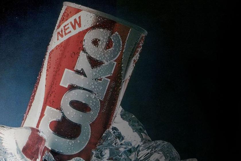 Coca-Cola Stranger Things Netflix New Coke
