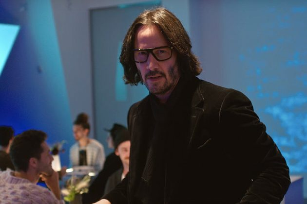 Keanu Reeves Always Be My Maybe cameo role