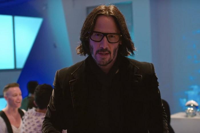 網民:他當情敵誰贏的過?Keanu Reeves 以殺神扮相客串電影《可能還愛你》帥翻全場!