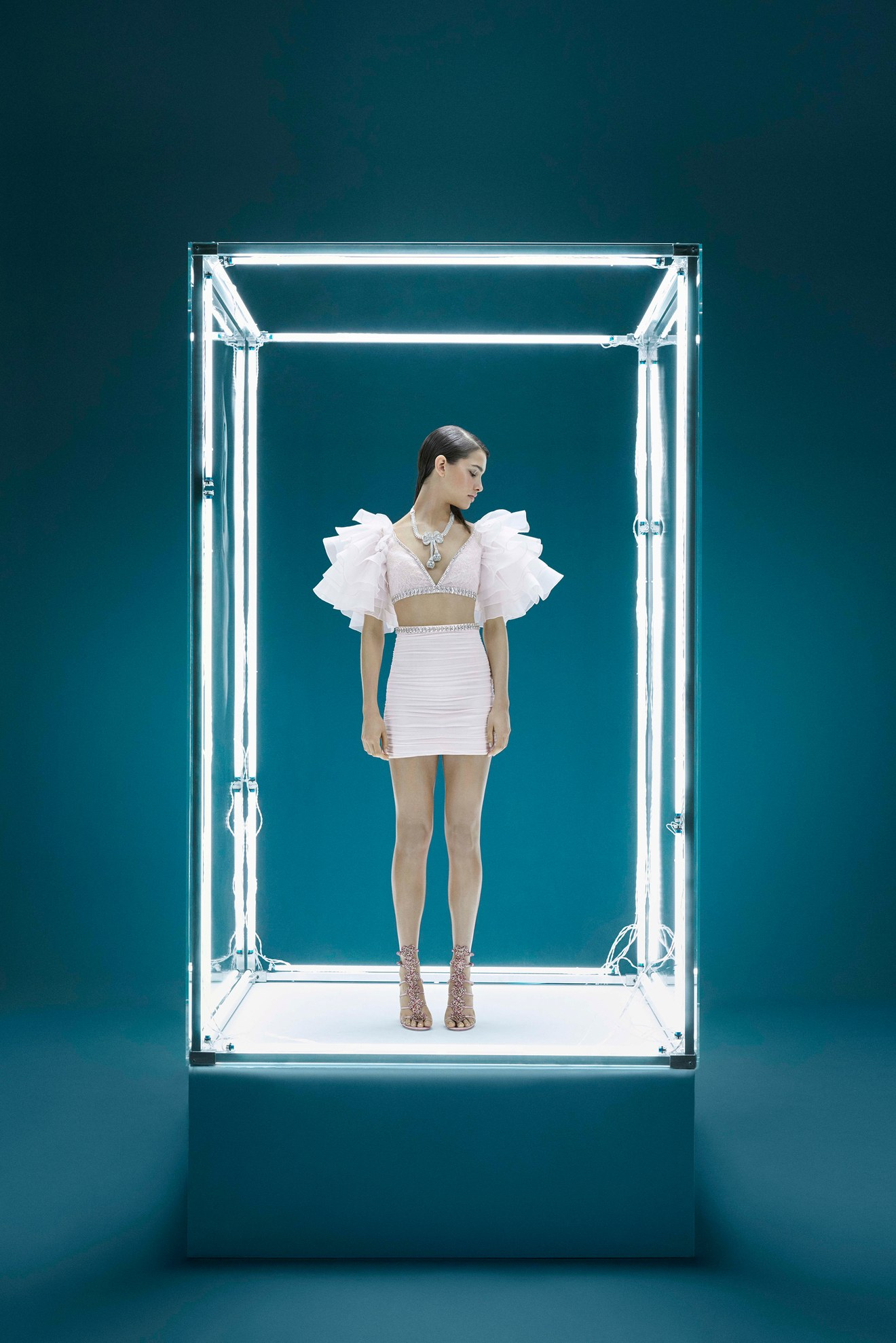 giambattista valli x h&m designer collaboration