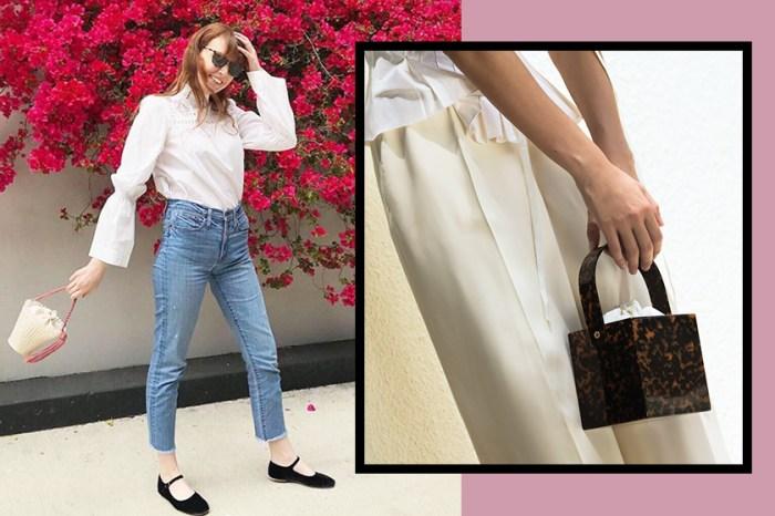人氣急升中:時尚女孩們力捧的這個手袋品牌,極有可能成為 2019 新一個 IT Bag!