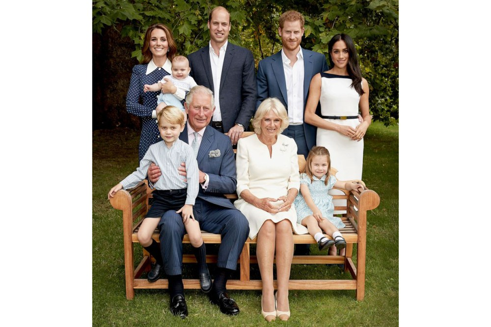 royal family 2018