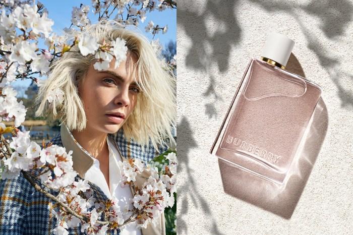 Burberry 推出了全新 Her Blossom 香水,讓你的身體都帶著溫暖的花香
