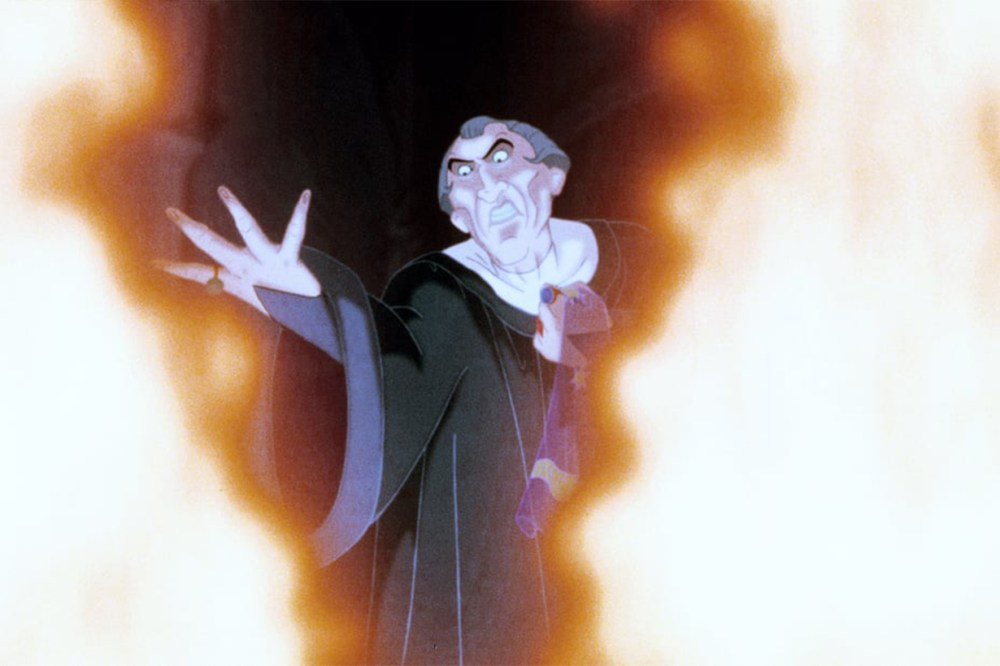 frollo thehunchback of notre dame