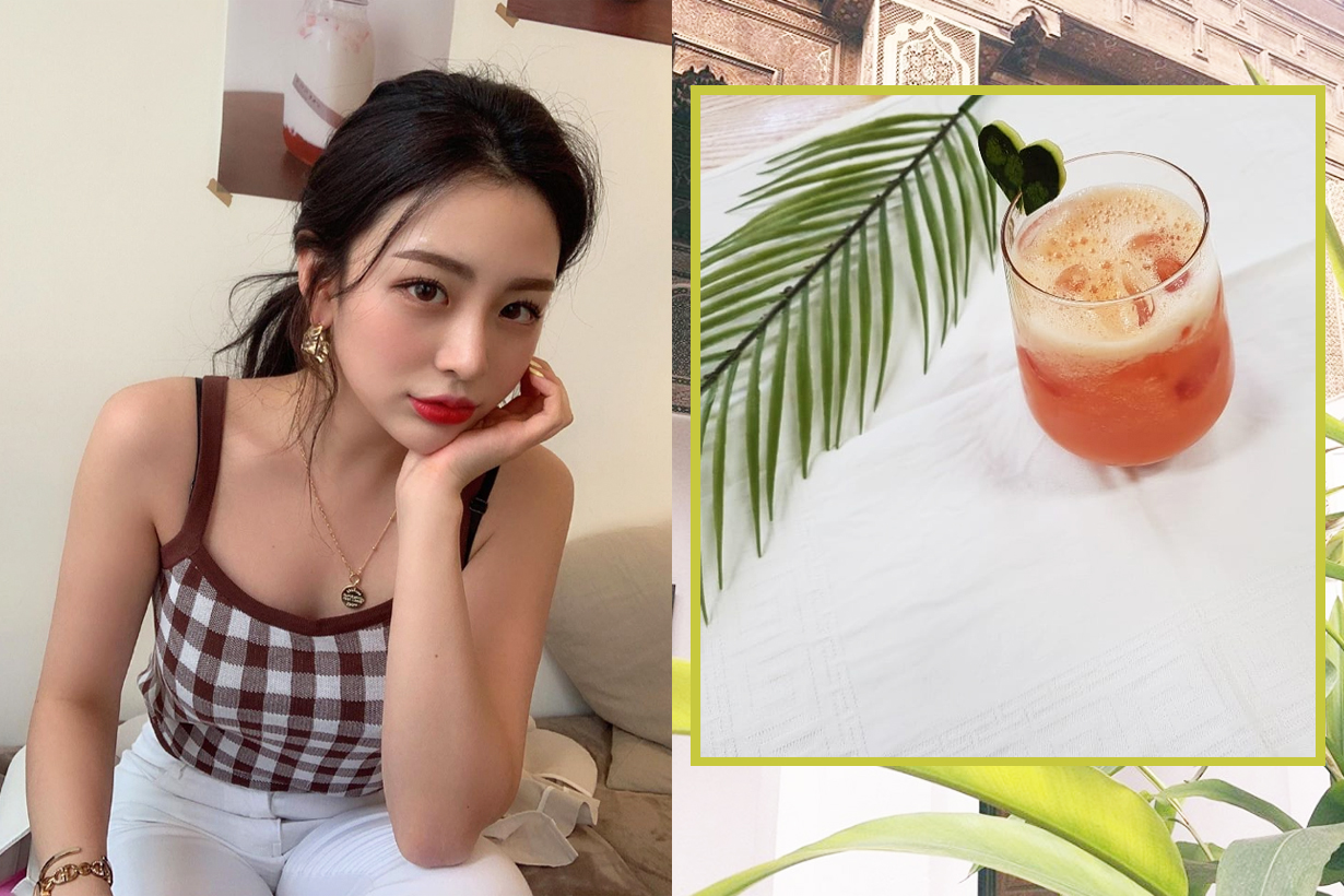 Keep Fit Juice lose weight weight control healthy diet detoxing juice lazy keep fit tips xiao hong shu