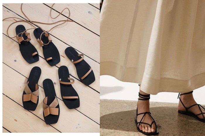 夏天獨缺這涼鞋!來自澳洲、穿上它後「質感值」秒 UP