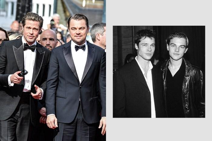 影展重頭戲:Brad Pitt 和 Leonardo DiCaprio 好萊塢雙帥現身紅毯,全場氣氛沸騰!