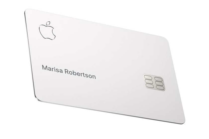 apple card physical first look