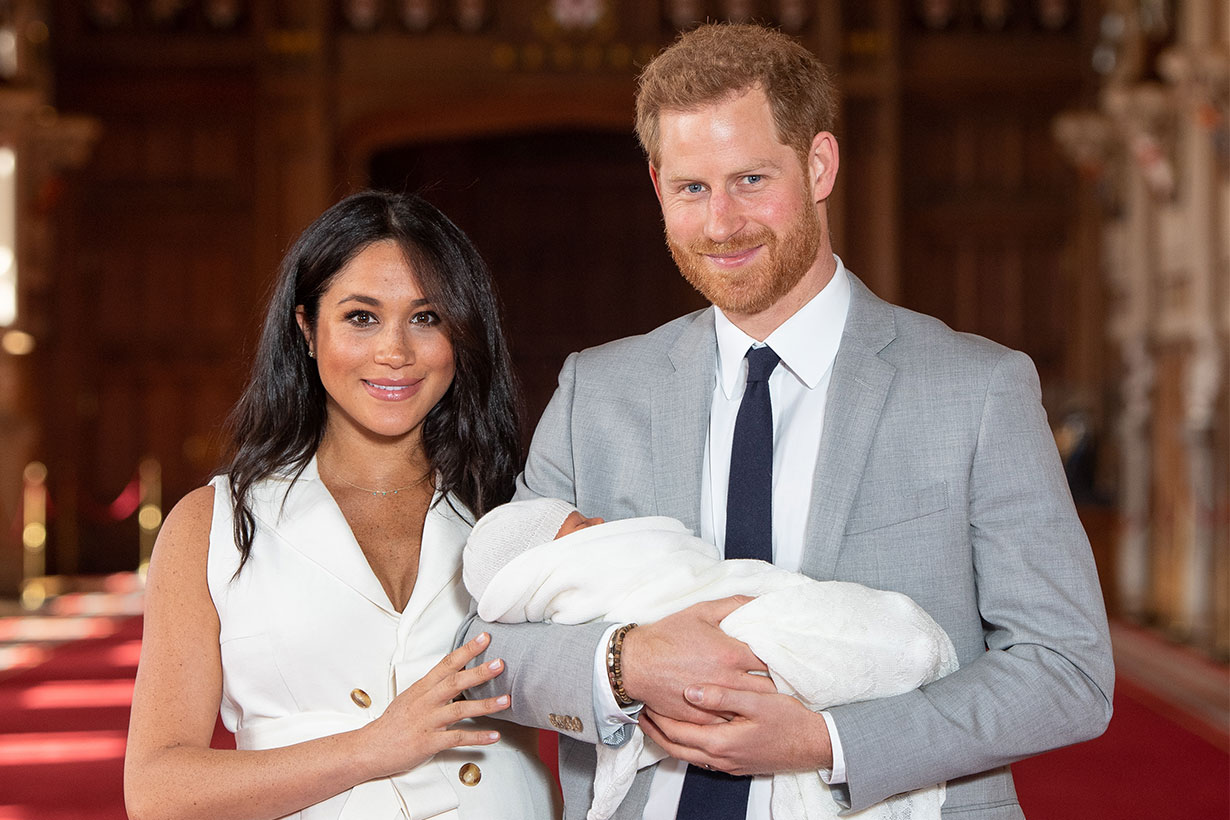 Prince Harry and Meghan Markle Are Working to Give Archie a (Mostly) Private Life After Their Photo Lawsuit Victory