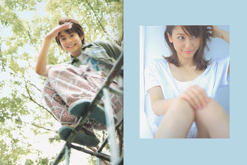 Koike Teppei and Natsuko haru have a baby