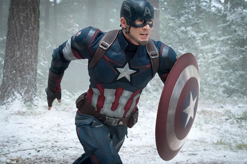 avengers endgame captain america thor hammer Mjolnir