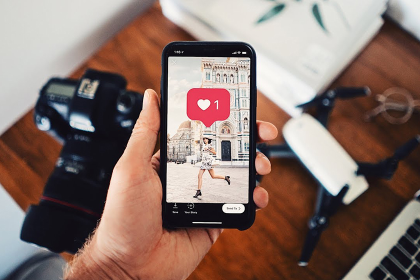Basic Instagram Story Hacks