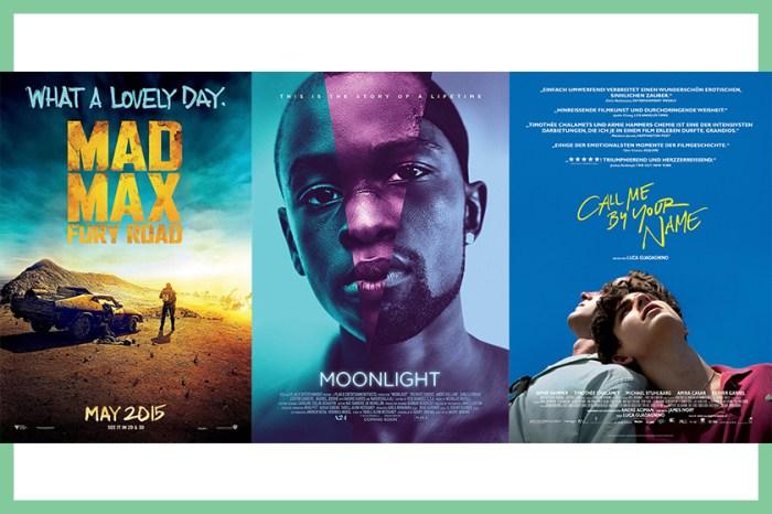 10 年來最佳電影排行榜出爐!由權威人士評選,每一部都值得細味!