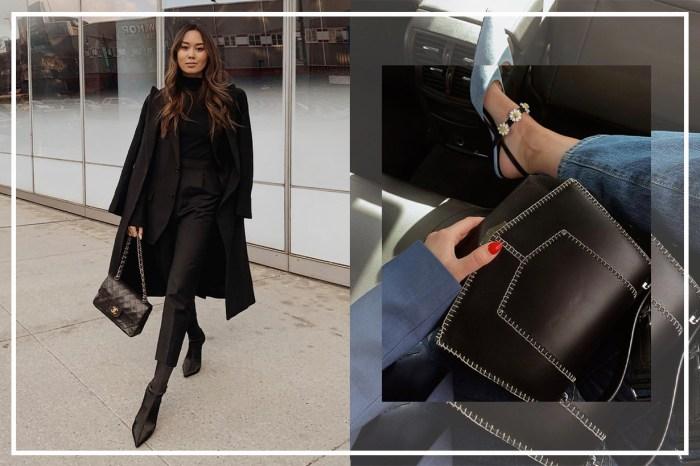 只有這顏色才經得起時間考驗!每個女生至少擁有一個永恆奢華的黑色手袋
