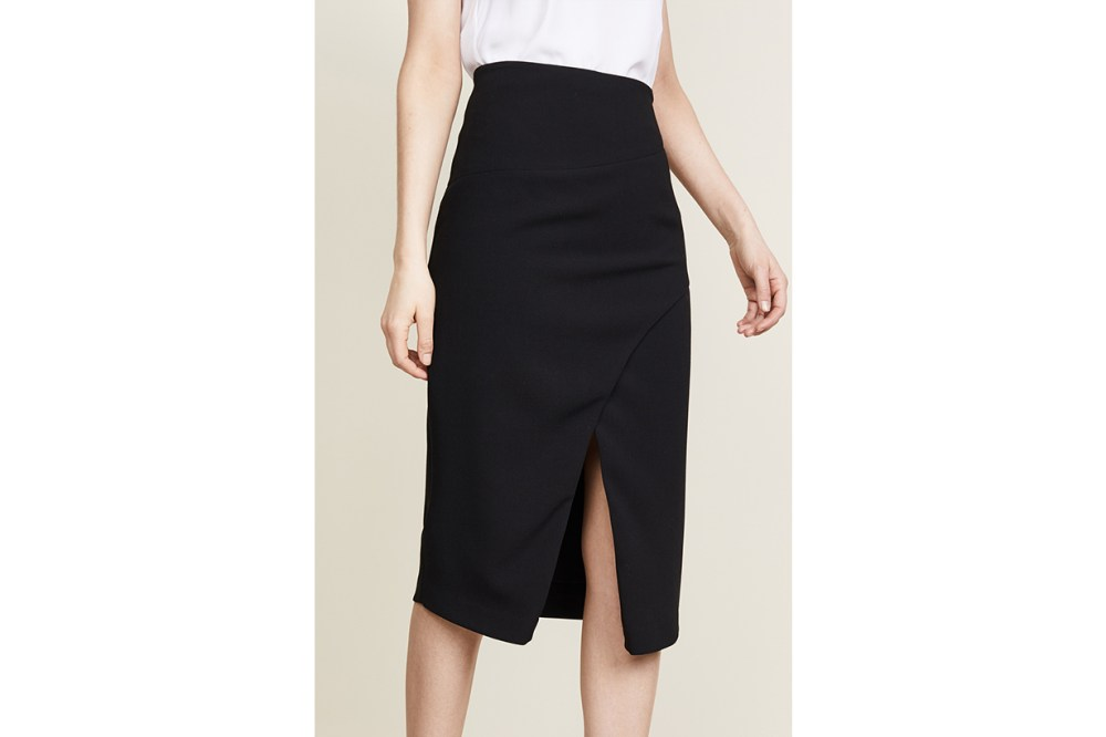 Black Halo Juma Skirt