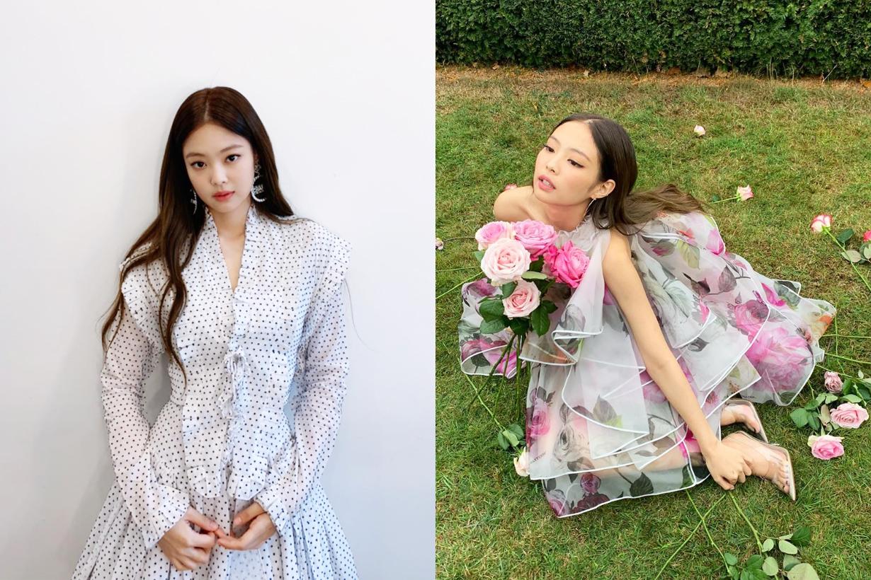 BLACKPINK Jennie 2019 Met Gala Fans Blinks Netizens Photoshop twitter chanel k pop korean idols celebrities singers girl band