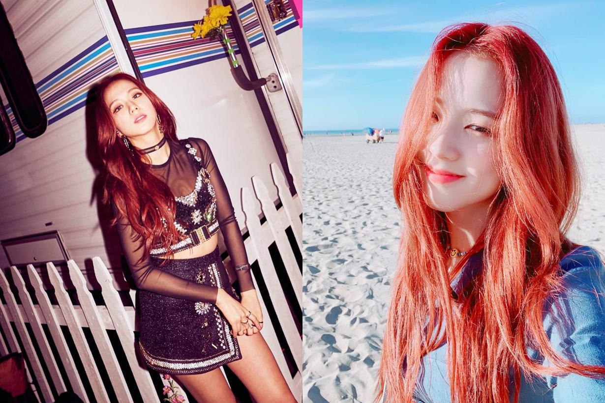BLACKPINK Jisoo Jennie Lisa Rose Harper's Bazaar Korea Magazine Cover Editorial Shoot June Sexy style k pop korean idols celebrities singers girl bands
