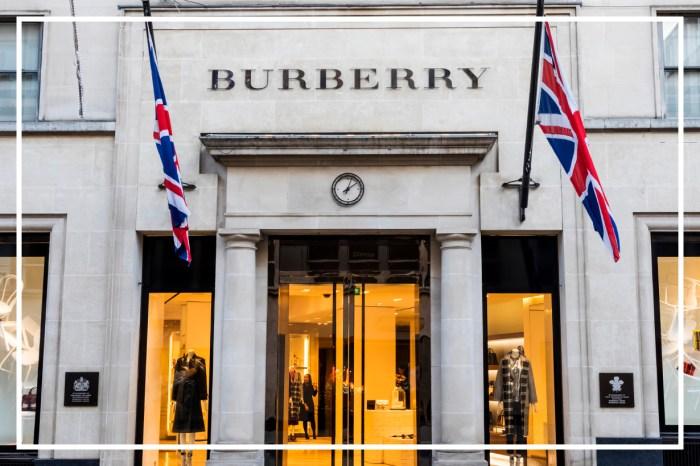 奢侈品牌業績低迷陷入困局?Burberry 宣佈關閉全球十分一門店!