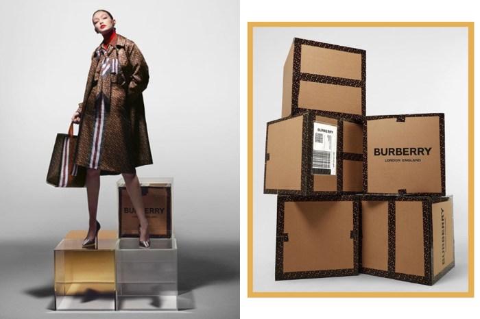 Burberry Monogram 系列正式發售,打造英式街頭高端風