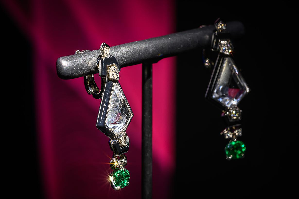 Cartier COLORATURA High Jewelry