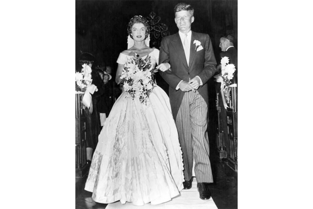 Jacqueline Kennedy John F. Kennedy Wedding