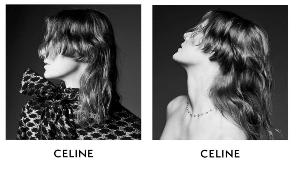 celine hedi slimane 2019 aw campaign release