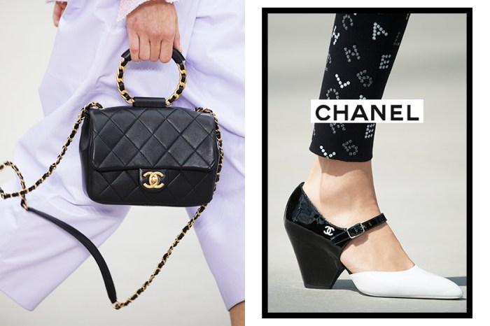 在經典設計中尋求突破,近賞 Virginie Viard 為 Chanel 設計的首個手袋及鞋履系列!