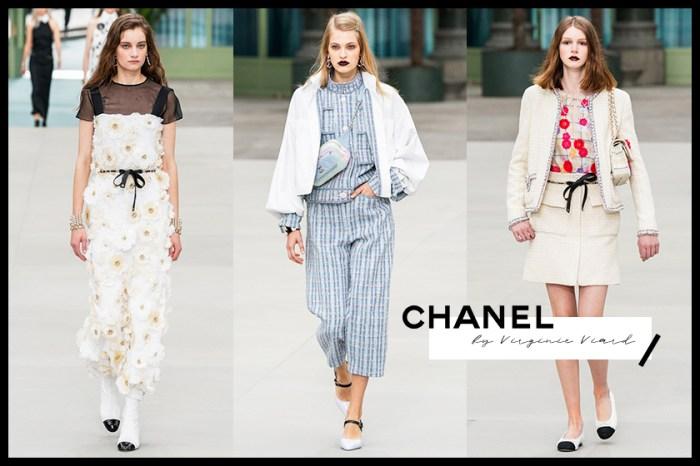 Virginie Viard 上任後發佈首個系列,告別老佛爺,迎來全新 Chanel 年代!