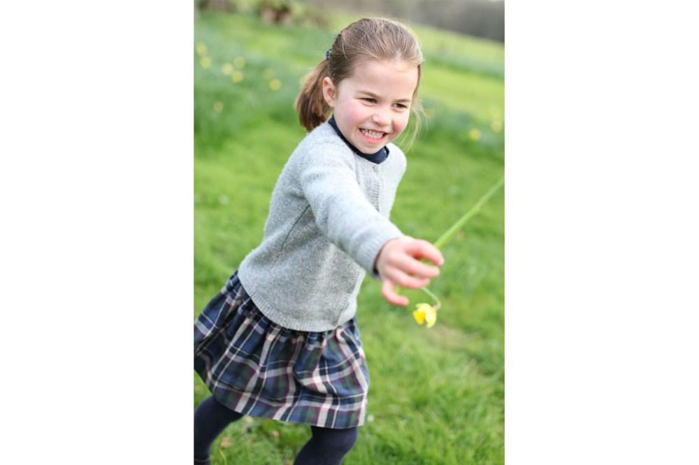 Princess Charlotte Birthday Kate Middleton