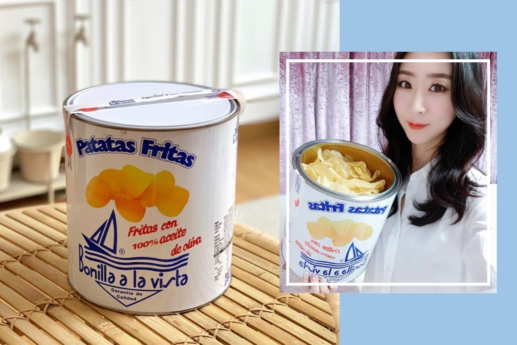 韓國瘋狂搶購「油漆桶」!號稱最健康的薯片讓饞嘴女生吃得毫無罪疚感