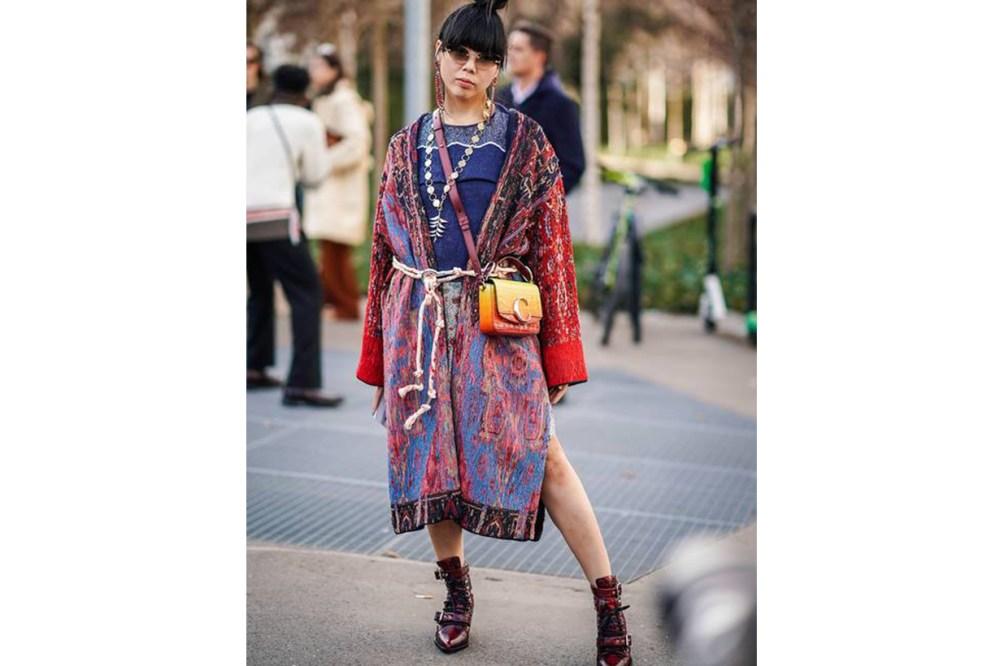 Chloé Boots Street Style