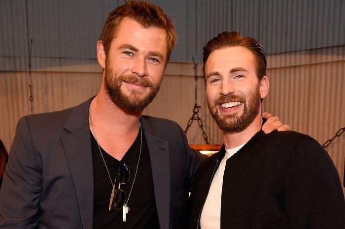 《復仇者》片場內有 2 個 Chris?原來劇組會這樣暱稱「雷神」和「美國隊長」