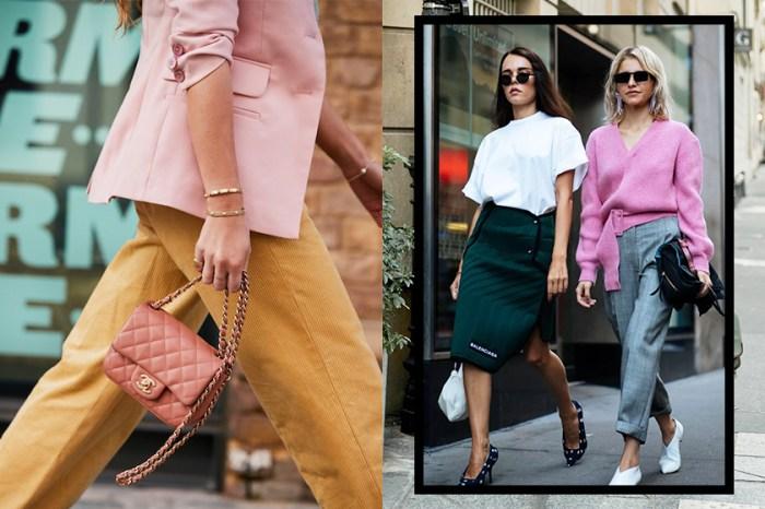 今個夏天粉色系過時,2019 你要穿的原來是這個顏色!