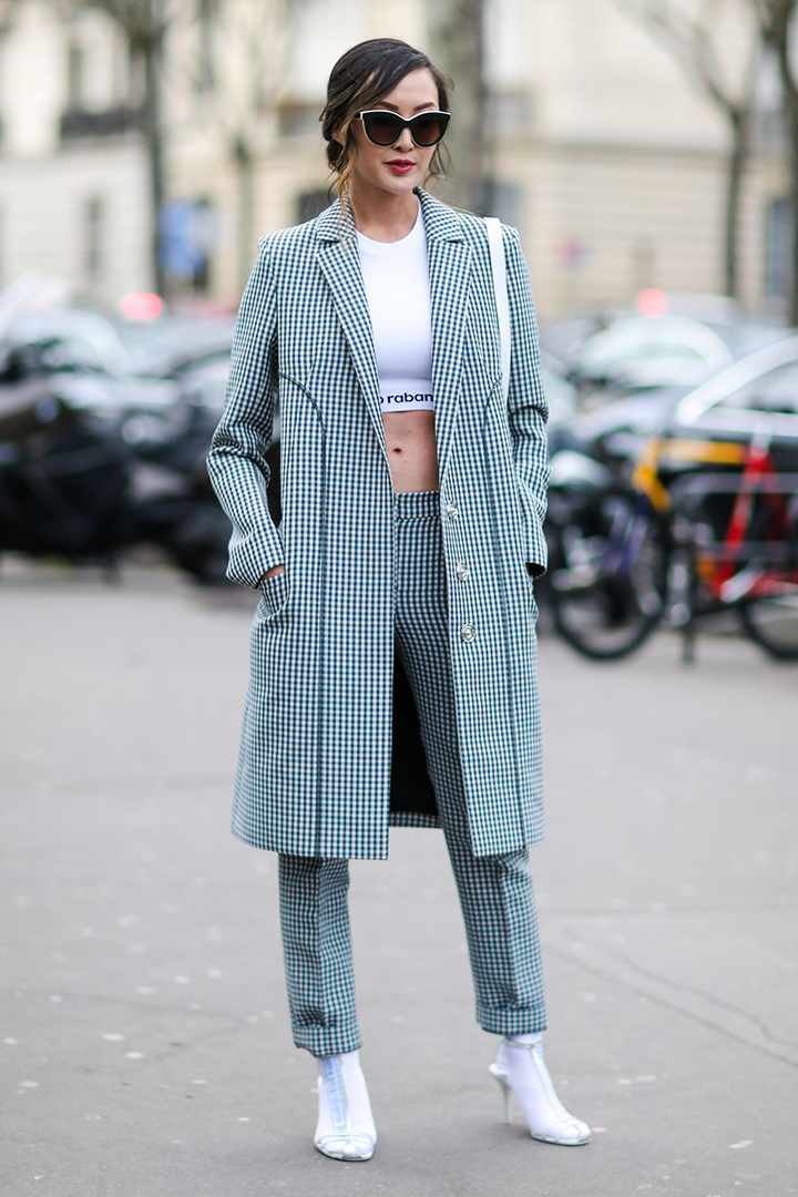 Crop Top Outfit Street Style