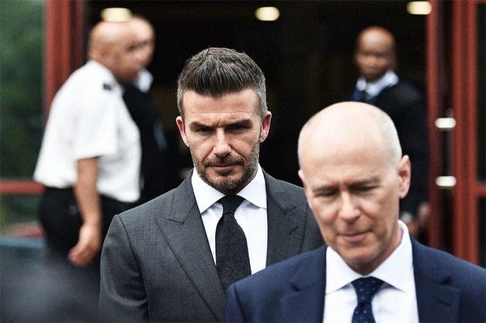 David Beckham 被法庭判罪名成立,到底這位好好先生所犯何事?