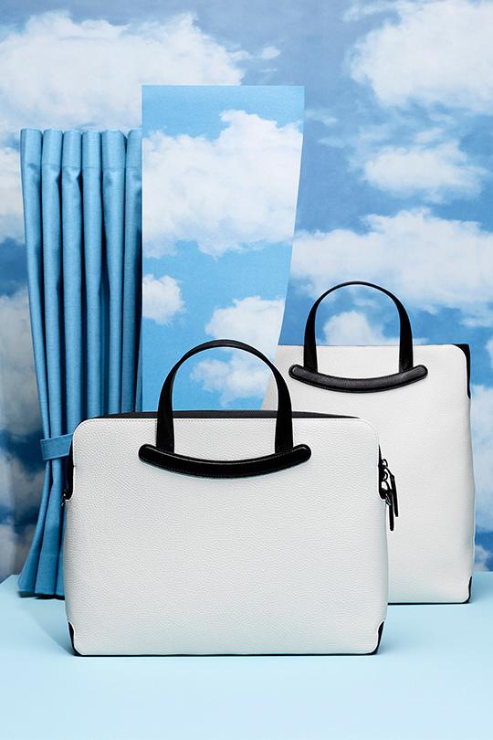 delvaux-rene-magritte  Foundation handbag collaboration