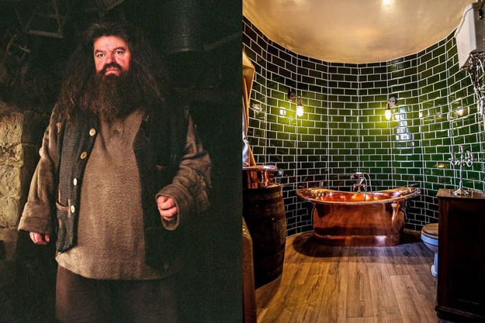 《Harry Potter》迷一定要住,這間現實生活中的「海格小屋」已經開放預訂了!
