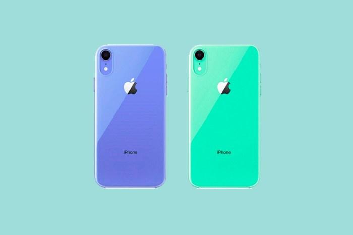再見珊瑚橘和藍色:iPhone Xr 傳出將新增這 2 款粉嫩配色,引起果迷熱議!