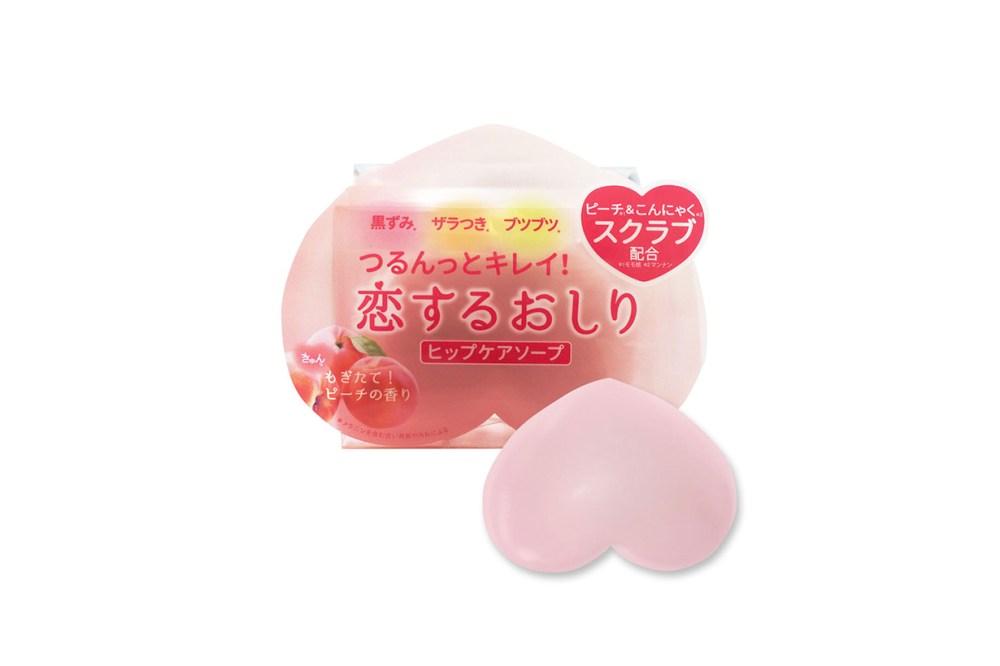Japan skin care Pelican Hip Care Soap